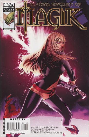X-Men: Return of Magik Must Have 1-A by Marvel