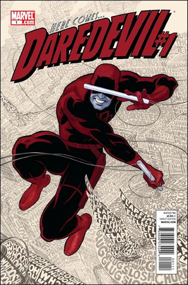 Daredevil (2011) 1-A by Marvel