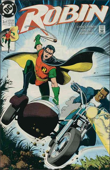 Robin (1991) 3-A by DC