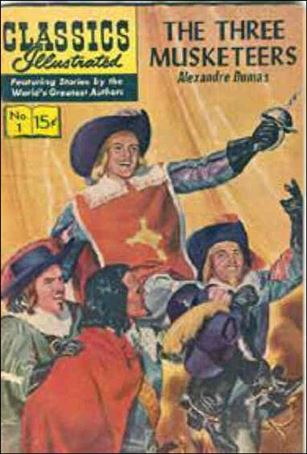 Classic Comics/Classics Illustrated 1-S