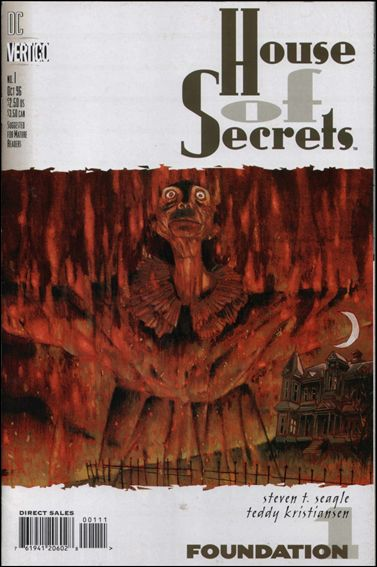 House of Secrets (1996) 1-A by Vertigo