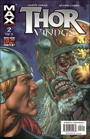 Thor: Vikings 2-A by Max