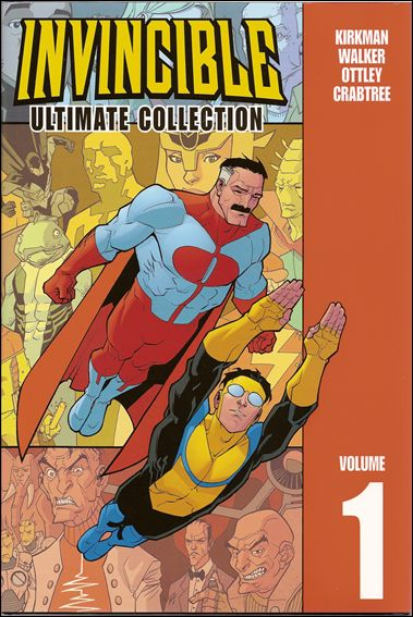 Invincible: Ultimate Collection 1-A by Image