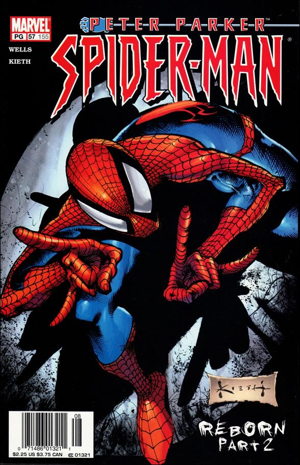 Peter Parker: Spider-Man 57-A by Marvel