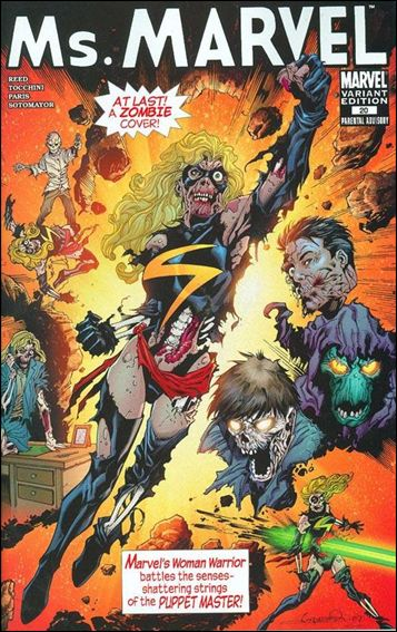 Ms. Marvel (2006) 20-B by Marvel