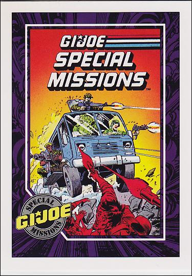 G.I. Joe (Base Set) 85-A by Impel