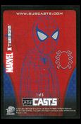 2007 Marvel Masterpieces (Subcasts Gamepiece Subset) 1-A