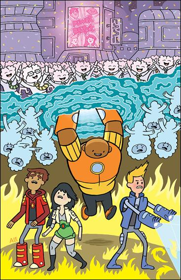 Bravest Warriors 5-C by Kaboom!