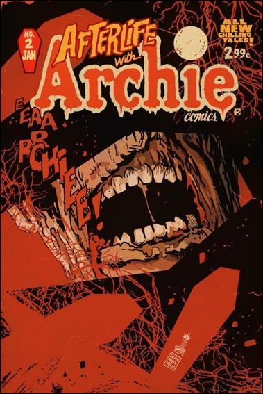 Afterlife with Archie 2-C by Archie