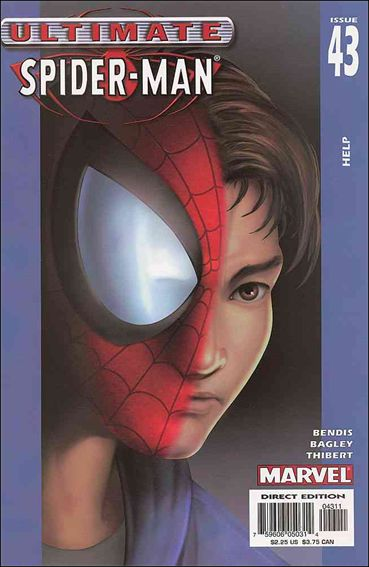 Ultimate Spider-Man (2000) 43-A by Marvel