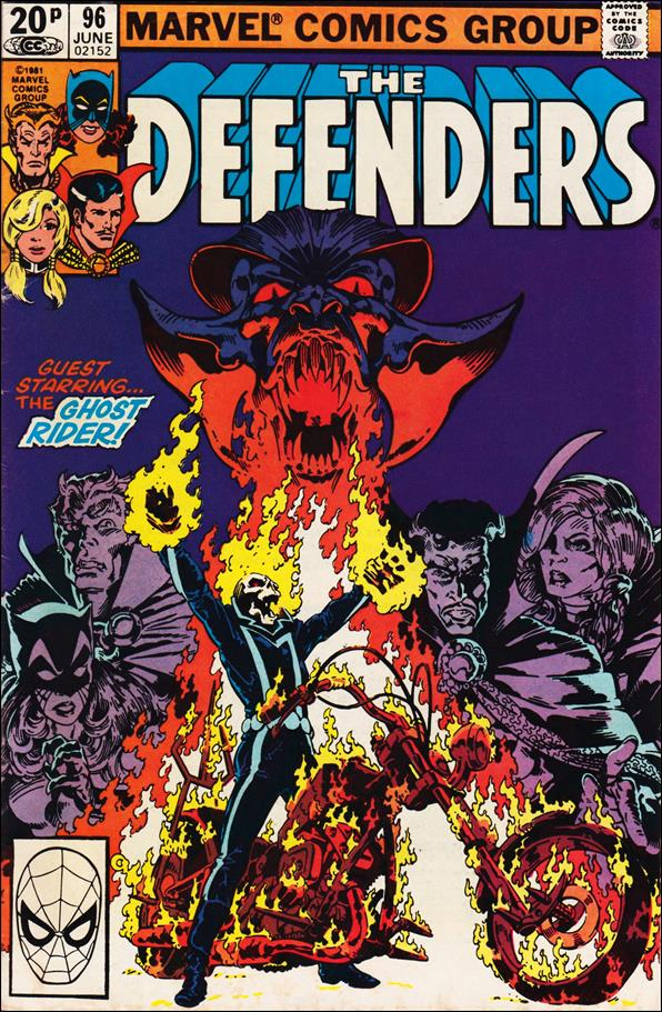 Defenders (1972) 96-B by Marvel