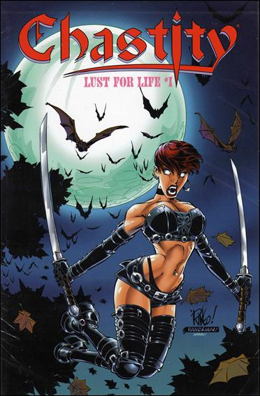 Chastity: Lust for Life 1-B by Chaos! Comics