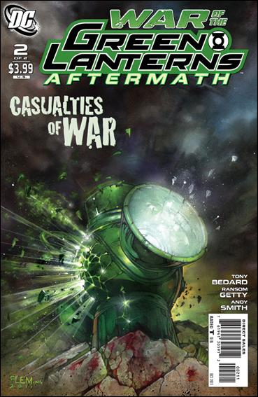 War of the Green Lanterns: Aftermath 2-A by DC