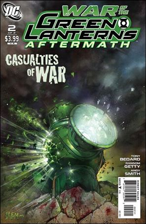 War of the Green Lanterns: Aftermath 2-A