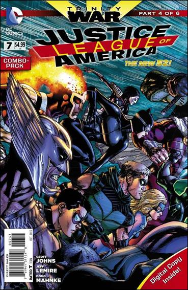 Justice League of America (2013)  7-B by DC
