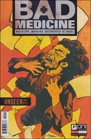 Bad Medicine 2-A by Oni Press
