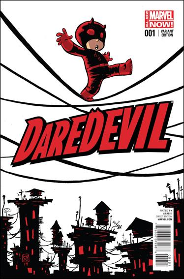 Daredevil (2014) 1-F by Marvel