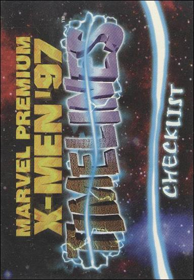 X-Men: Timelines (Base Set) 82-A by Fleer/SkyBox