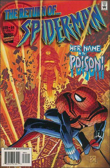 Spider-Man (1990) 64-A by Marvel