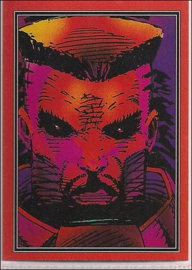 Youngblood: Series 1 (Base Set) 79-A by Comic Images