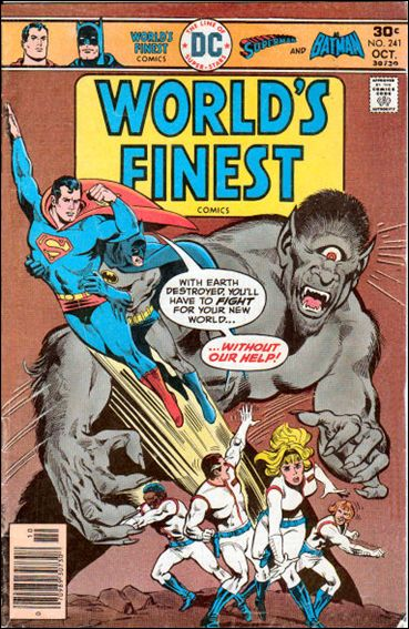 World's Finest Comics 241-A by DC
