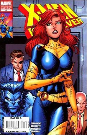 X-Men Forever (2009) 4-C