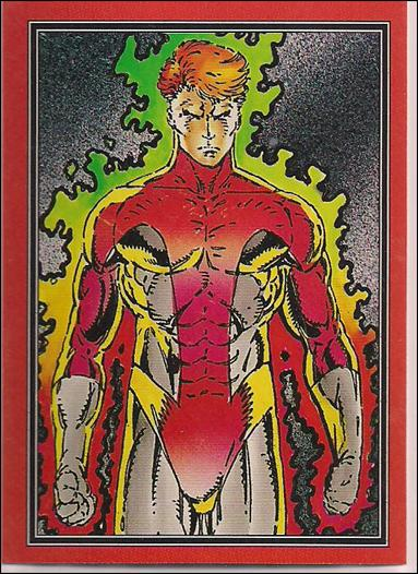 Youngblood: Series 1 (Base Set) 70-A by Comic Images