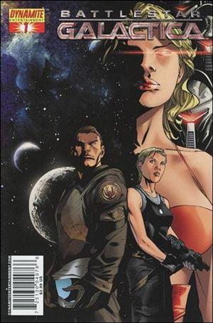 Battlestar Galactica (2006) 1-B