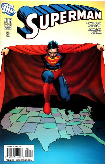Superman (1939) 706-A by DC