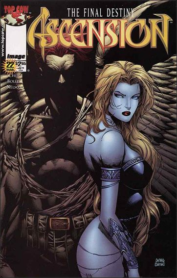 Ascension 22-A by Top Cow