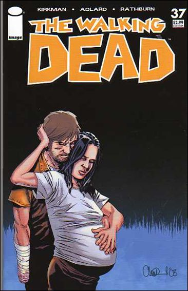 Walking Dead (2003) 37-A by Image