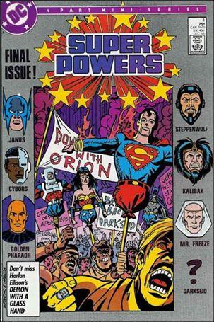Super Powers (1986) 4-A