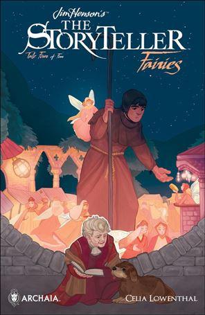 Jim Henson's The Storyteller: Fairies 4-B