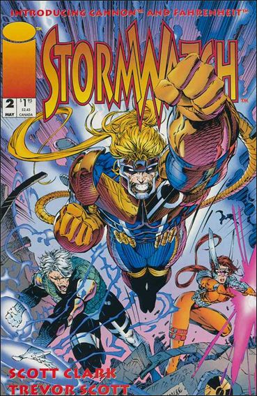 StormWatch (1993) 2-A by Image