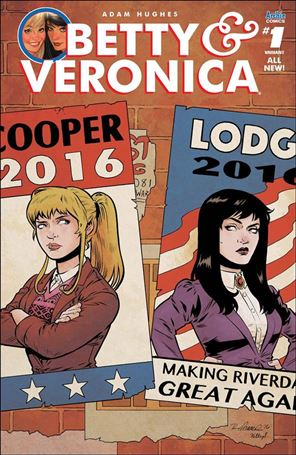 Betty and Veronica (2016) 1-N
