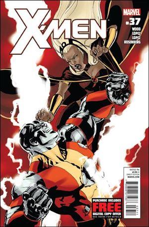 X-Men (2010) 37-A