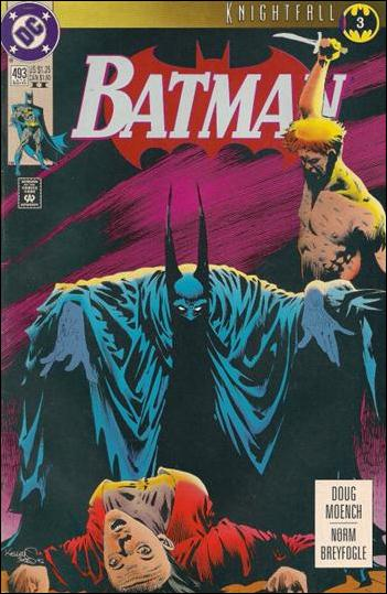 Batman (1940) 493-B by DC
