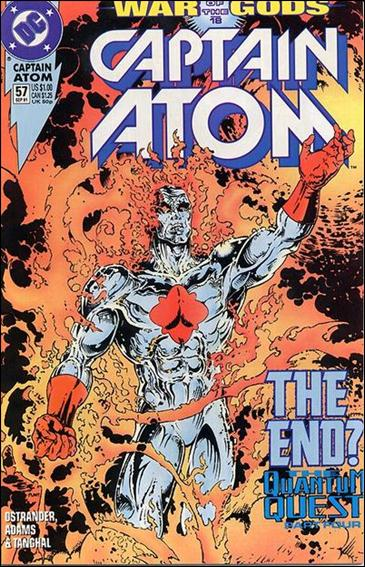 Captain Atom (1987) 57-A by DC