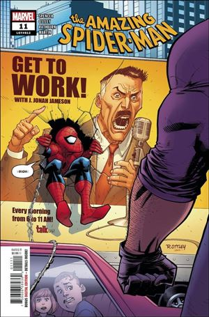 Amazing Spider-Man (2018) 11-A