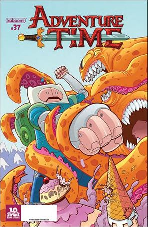 Adventure Time 37-B