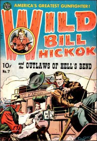 Wild Bill Hickok 7-A by Avon