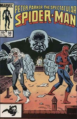 Spectacular Spider-Man (1976) 98-A