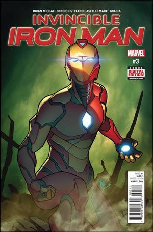 Invincible Iron Man (2017) 3-A