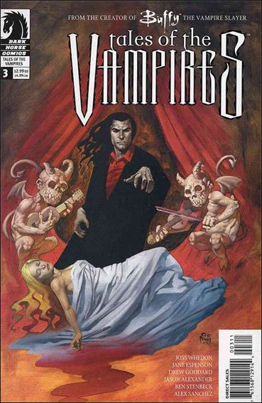 Tales of the Vampires 3-A by Dark Horse