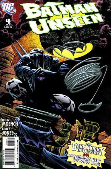 Batman: Unseen 4-A by DC