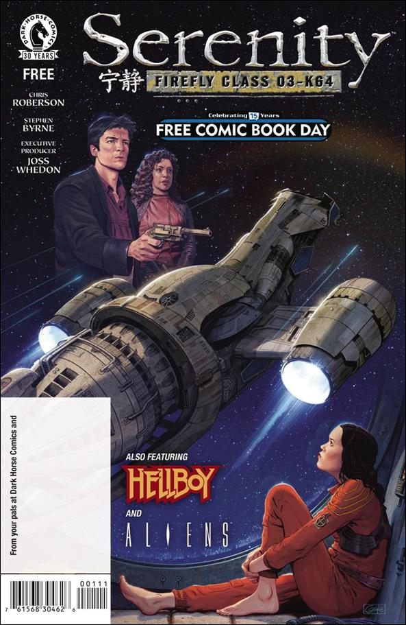 Free Comic Book Day: General 2016-A by Dark Horse