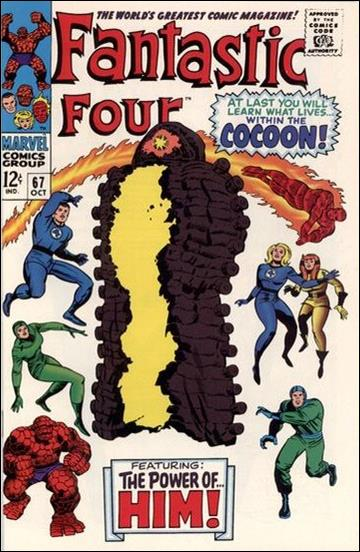 Fantastic Four (1961) 67-C by Marvel