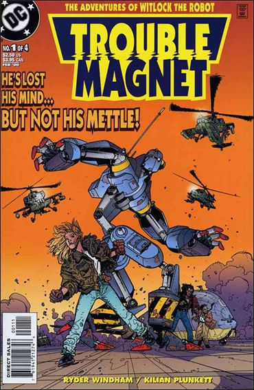 Trouble Magnet 1-A by DC