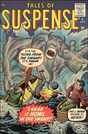 Tales of Suspense (1959) 6-A