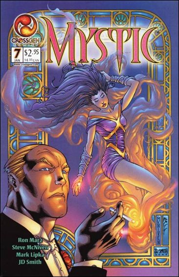 Mystic (2000) 7-A by CrossGen